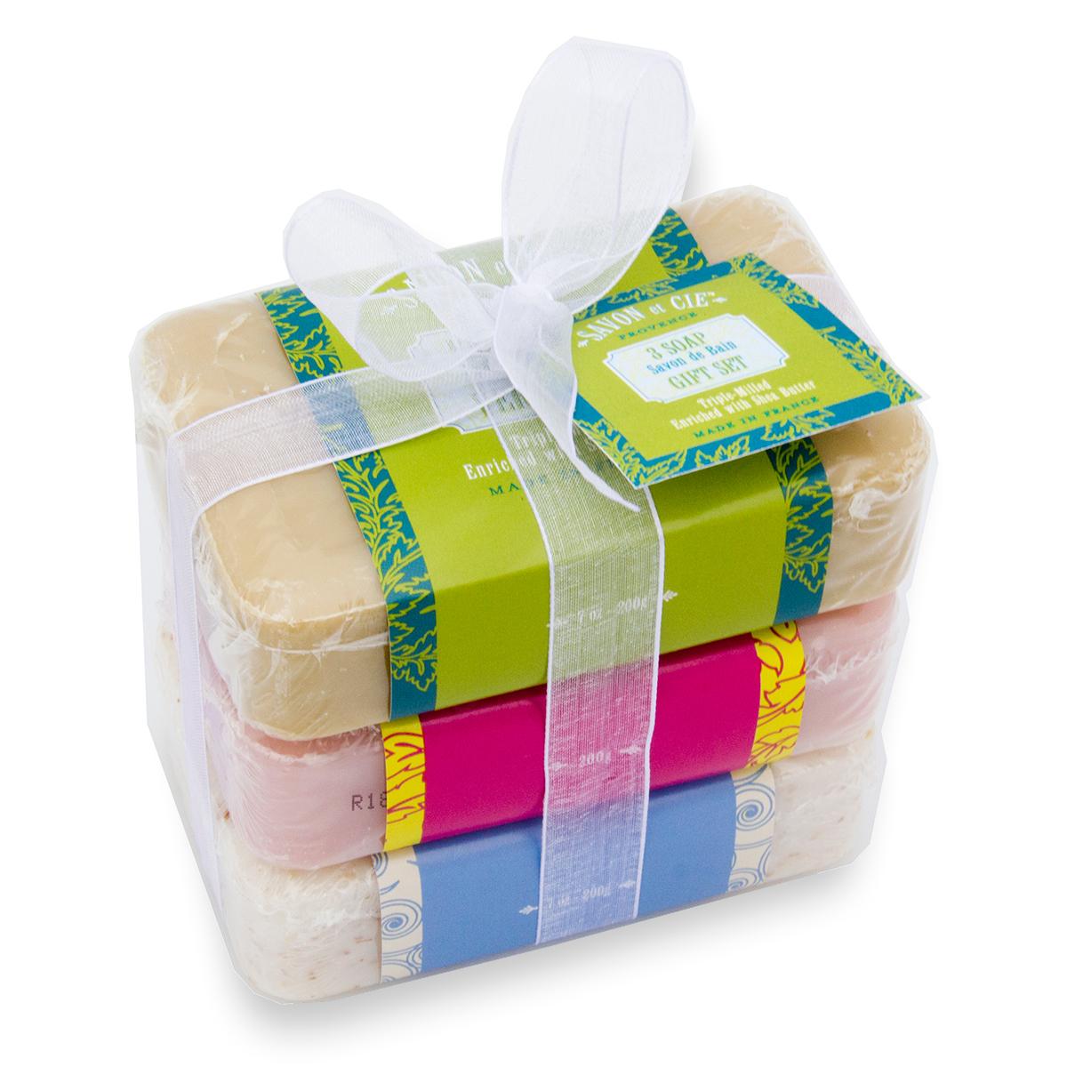 Nice gift set ton savon bath body negle Images